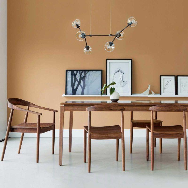 Chaise Scandinave 17 Modeles En Bois Pour Salle A Manger Deco Chaise Design Idee Deco
