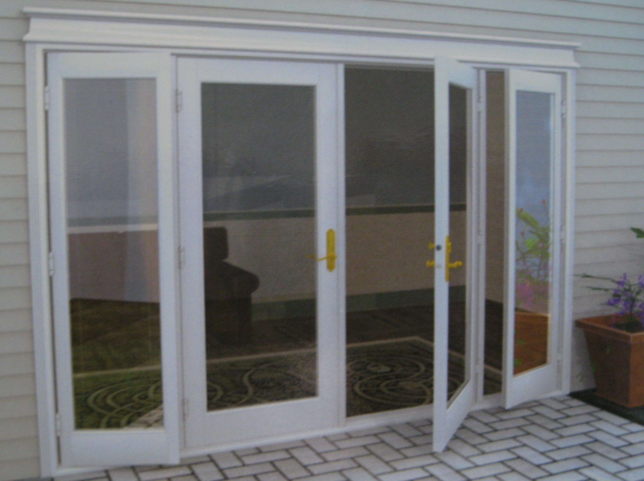 made pin heritage after screen color before patio with french chateau and blinds fiberglass a door retractable of provia custom doors shot