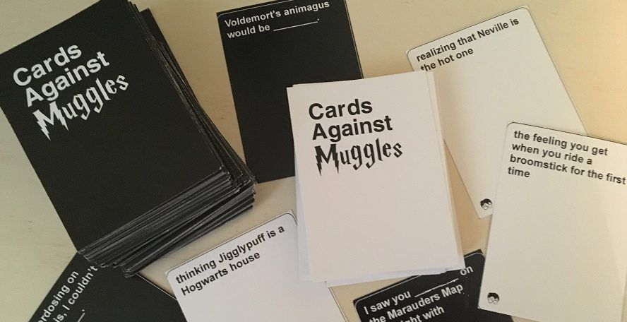 Cards against muggles download buy review a party