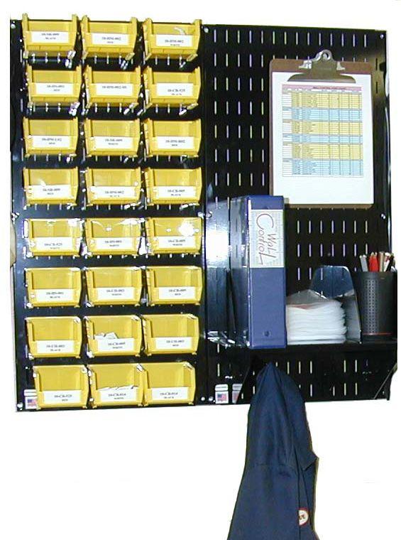 wall control metal peg boards make great industrial on wall control id=42534