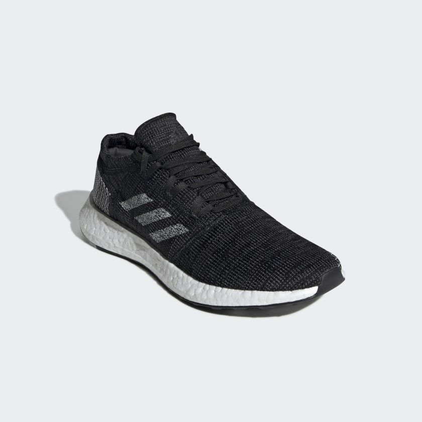 0b71ffd1709 Tênis Pureboost Go Core Black   Grey One   Grey Five B37803