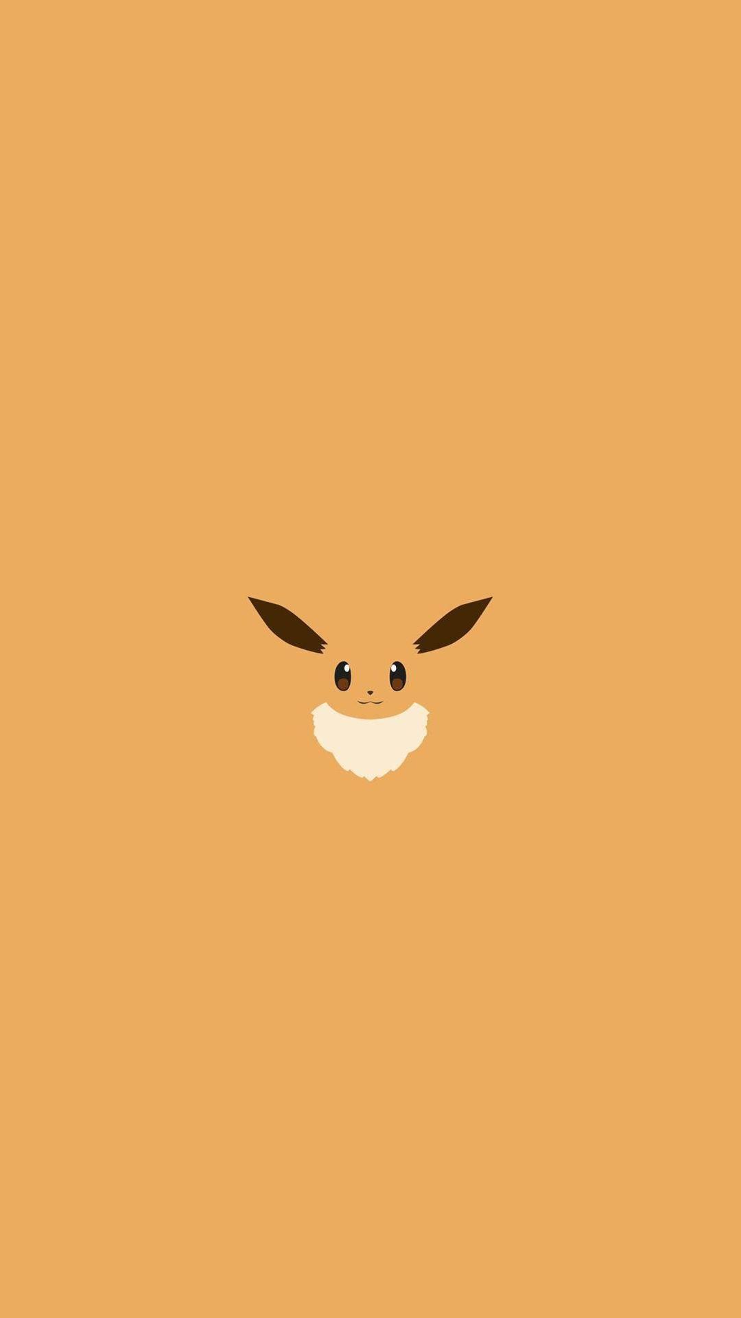 eevee pokemon character iphone 6+ hd wallpaper - http