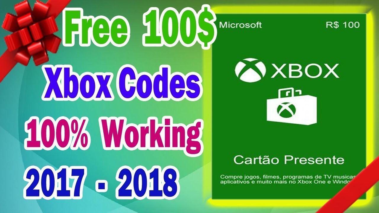 Xbox 2017 codes free live Free Xbox