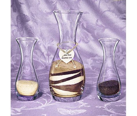 Wedding Unity Vase Sand Set Party City Do This In Place Of Unity