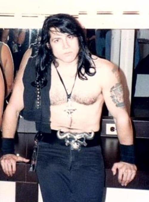 Glenn Danzig Misfits Hair Glenn Danzig