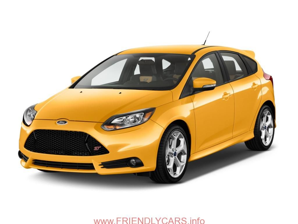 Cool Ford Focus St Silver Car Images Hd Silver Future Cars - Cool cars 2014