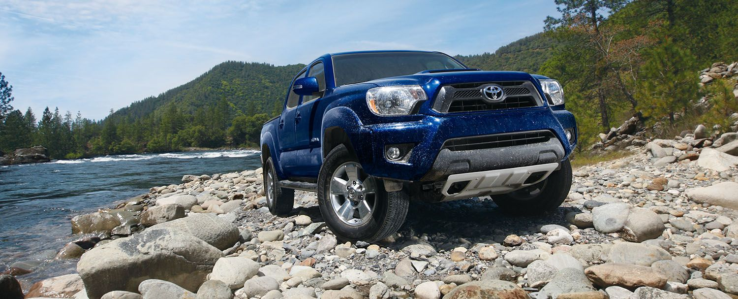 Attitude for any trail few trucks get the adrenaline pumping like tacoma trd pro 2015 toyota