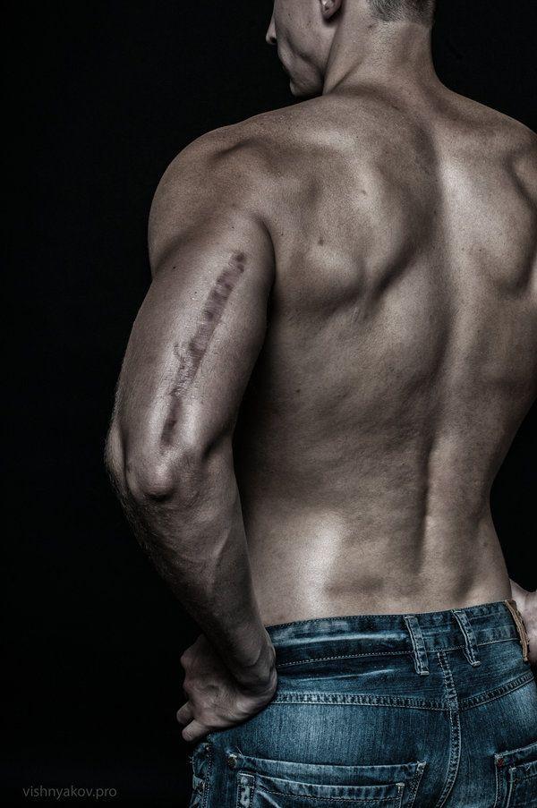Armwrestler by vishstudio on DeviantArt | Human Anatomy Reference ...