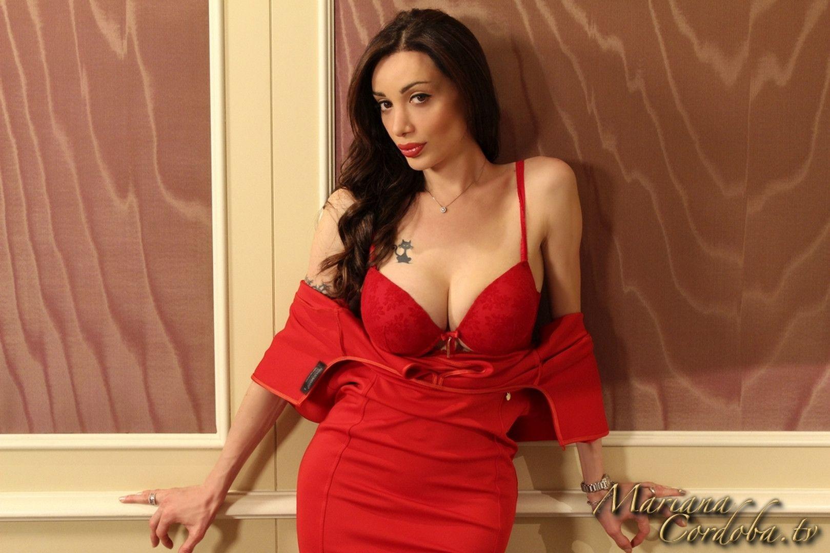 Marianacordoba Red Passion