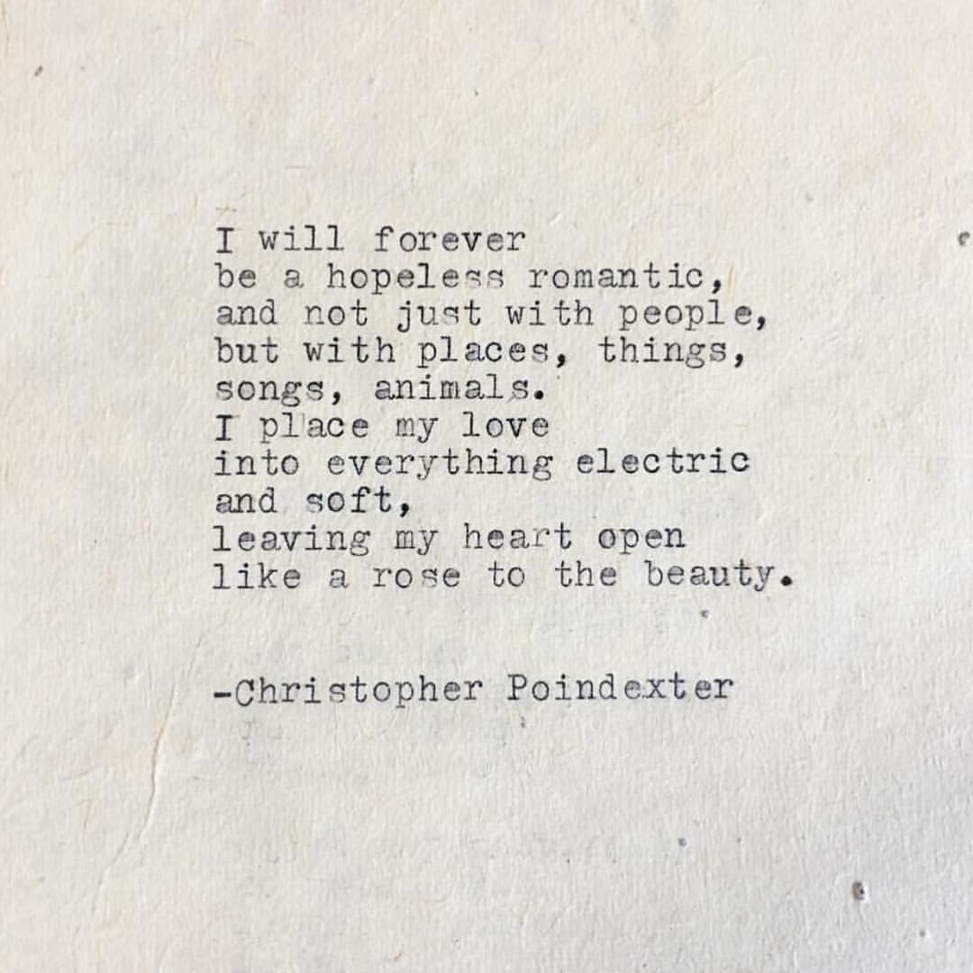 6,6 Likes, 65 Comments - Christopher Poindexter (Poet