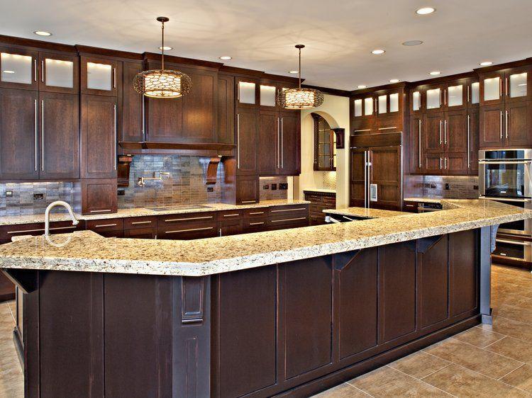 Best Transitional Kitchen In Geneva Illinois 60134 Double 400 x 300