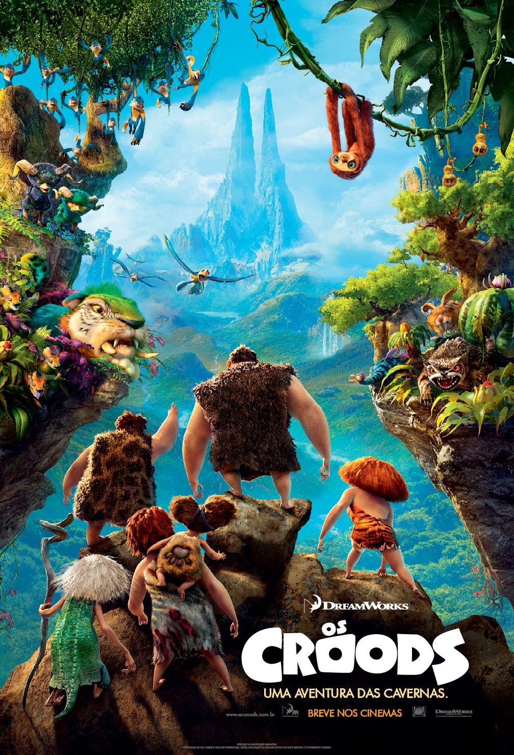 Os Croods The Croods 22 De Marco Site Http Www