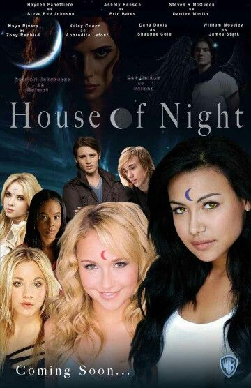 House Of Night Series By P C Cast Kristin Cast A Different Take