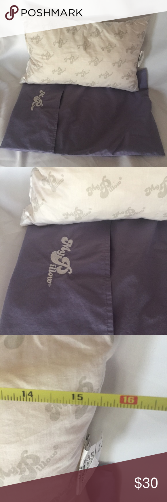 new my pillow go anywhere pillow with