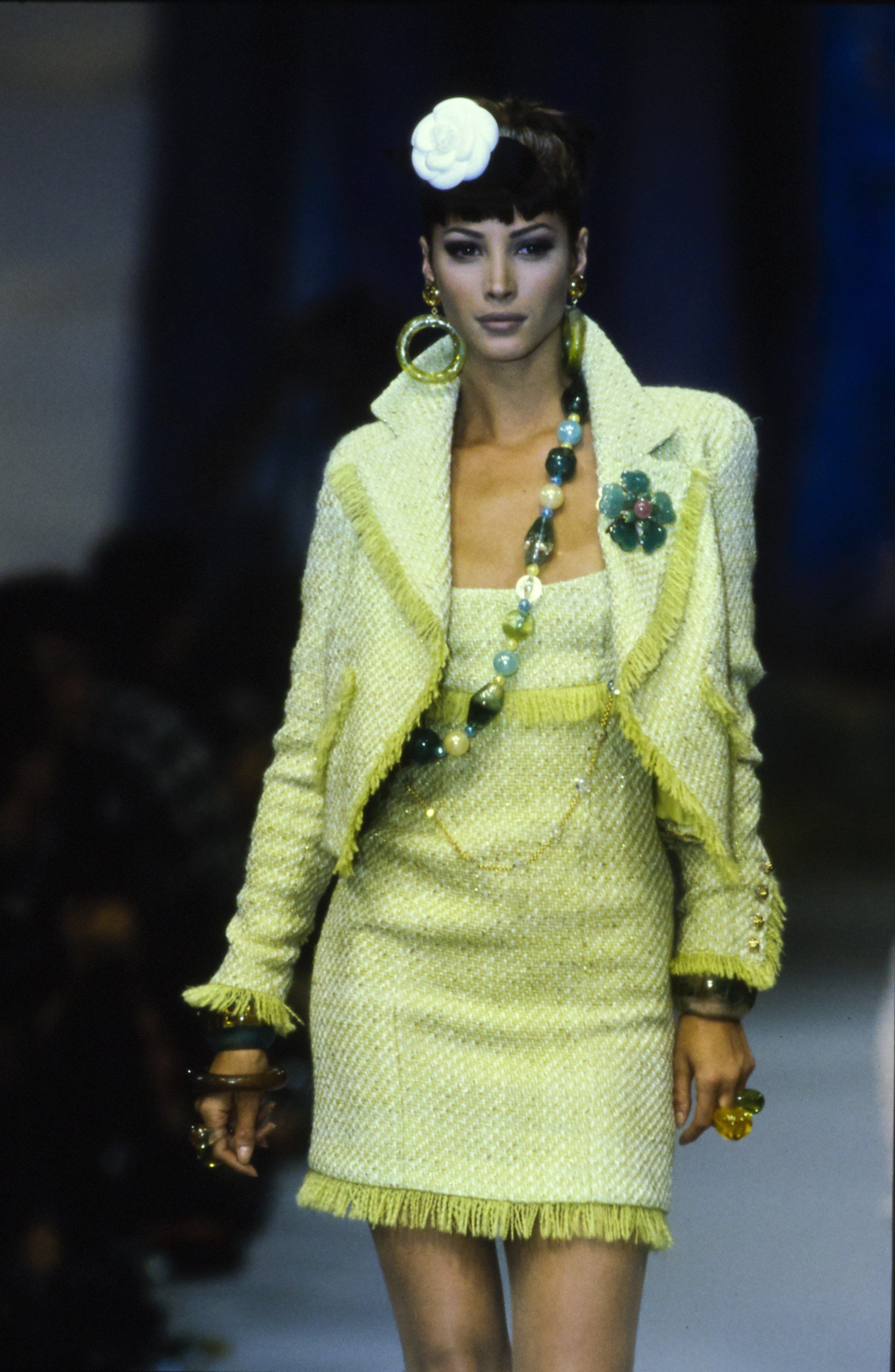 Chanel Spring 1992 Ready-to-Wear Fashion Show -  Chanel Spring 1992 Ready-to-Wear Fashion Show – Vogue  - #90sRunwayFashion #Chanel #Fashion #ReadytoWear #RunwayFashion2020 #RunwayFashionaesthetic #RunwayFashionchanel #RunwayFashioncrazy #RunwayFashiondior #RunwayFashiondresses #RunwayFashionvogue #RunwayFashionwomen #Show #Spring