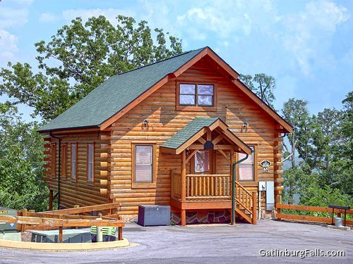 Pigeon Forge Cabin The Love Shack 1 Bedroom Sleeps 5 Evler