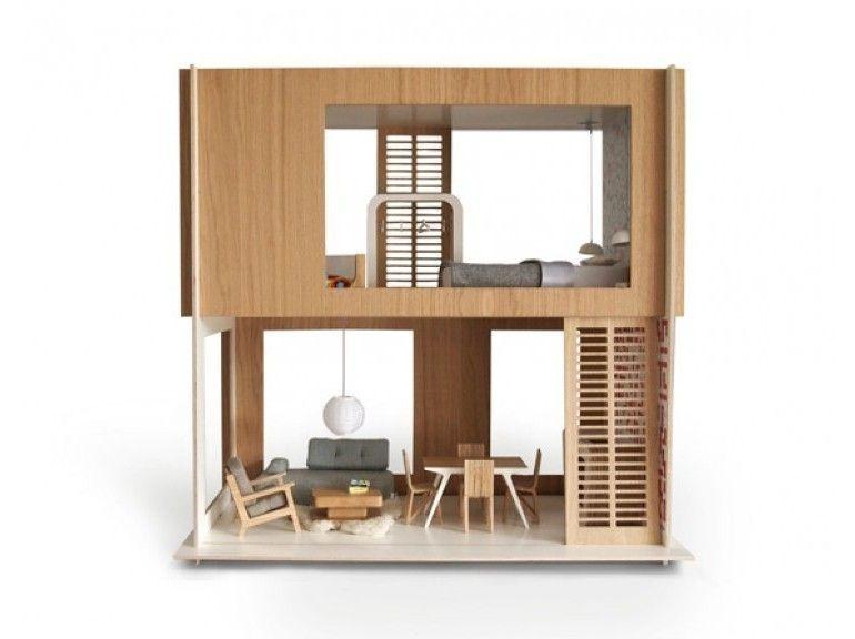 maison en bois miniko déco Pinterest Maisons en bois, En bois - maison bois et paille