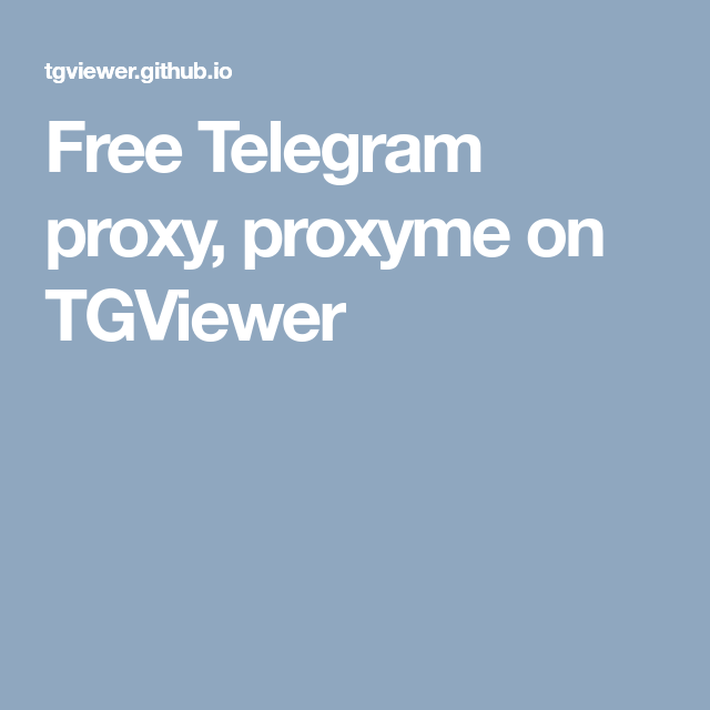 All Of The Live Forever | Free Proxy Telegram