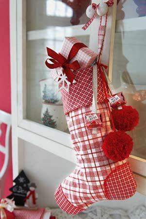 diy nikolaus stiefel weihnachten pinterest nikolaus. Black Bedroom Furniture Sets. Home Design Ideas