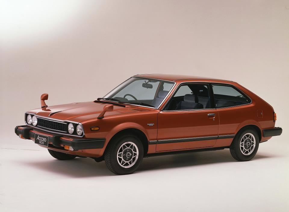 First Generation Accord 1976 Maintenance/restoration of old/vintage ...