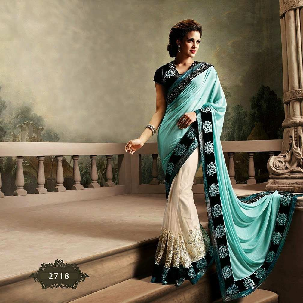 Wedding White Sarees Online: Exclusive Rajasthani Wedding Sarees From