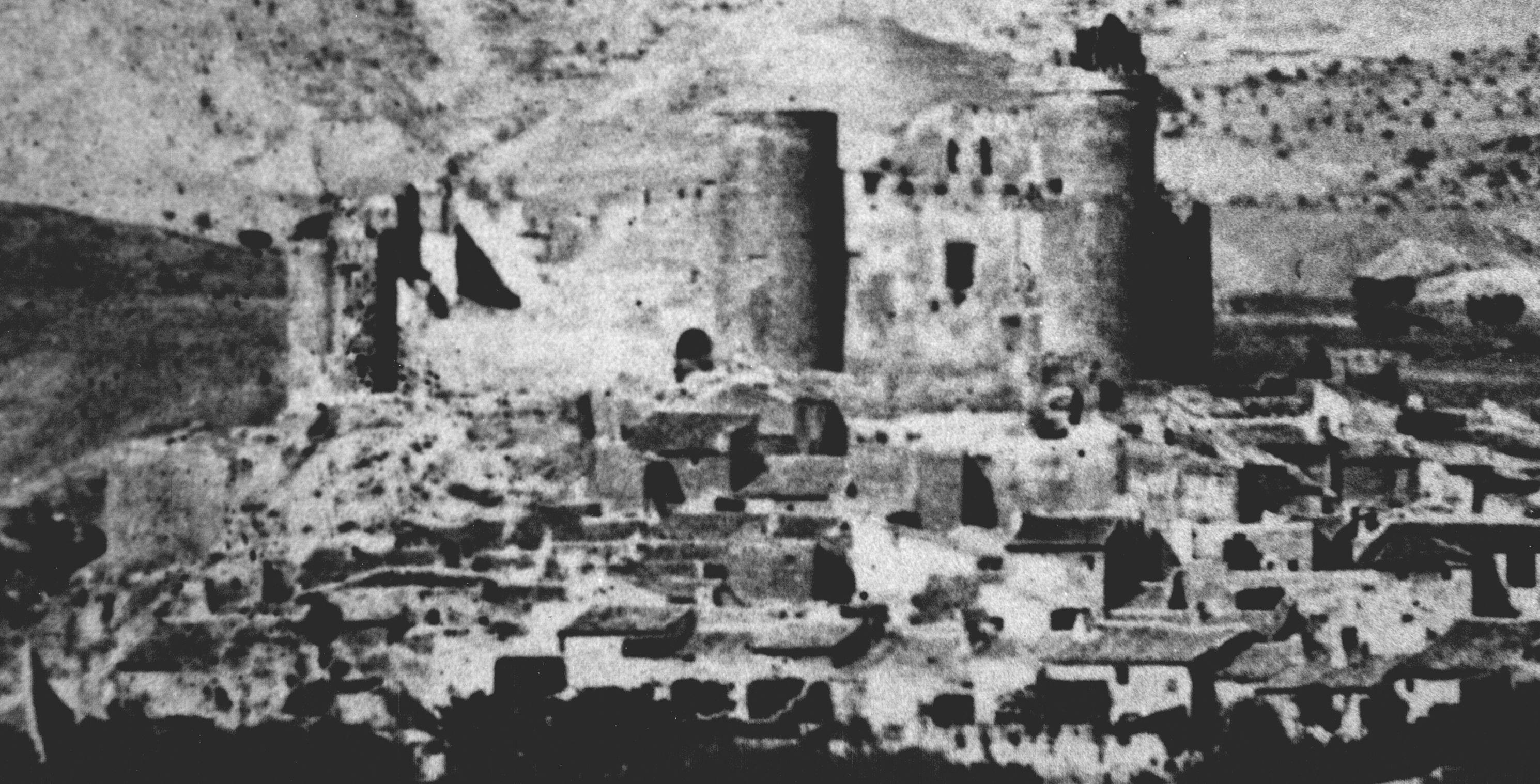 Territorio Coloma - Valle de Elda, castillo de los Coloma