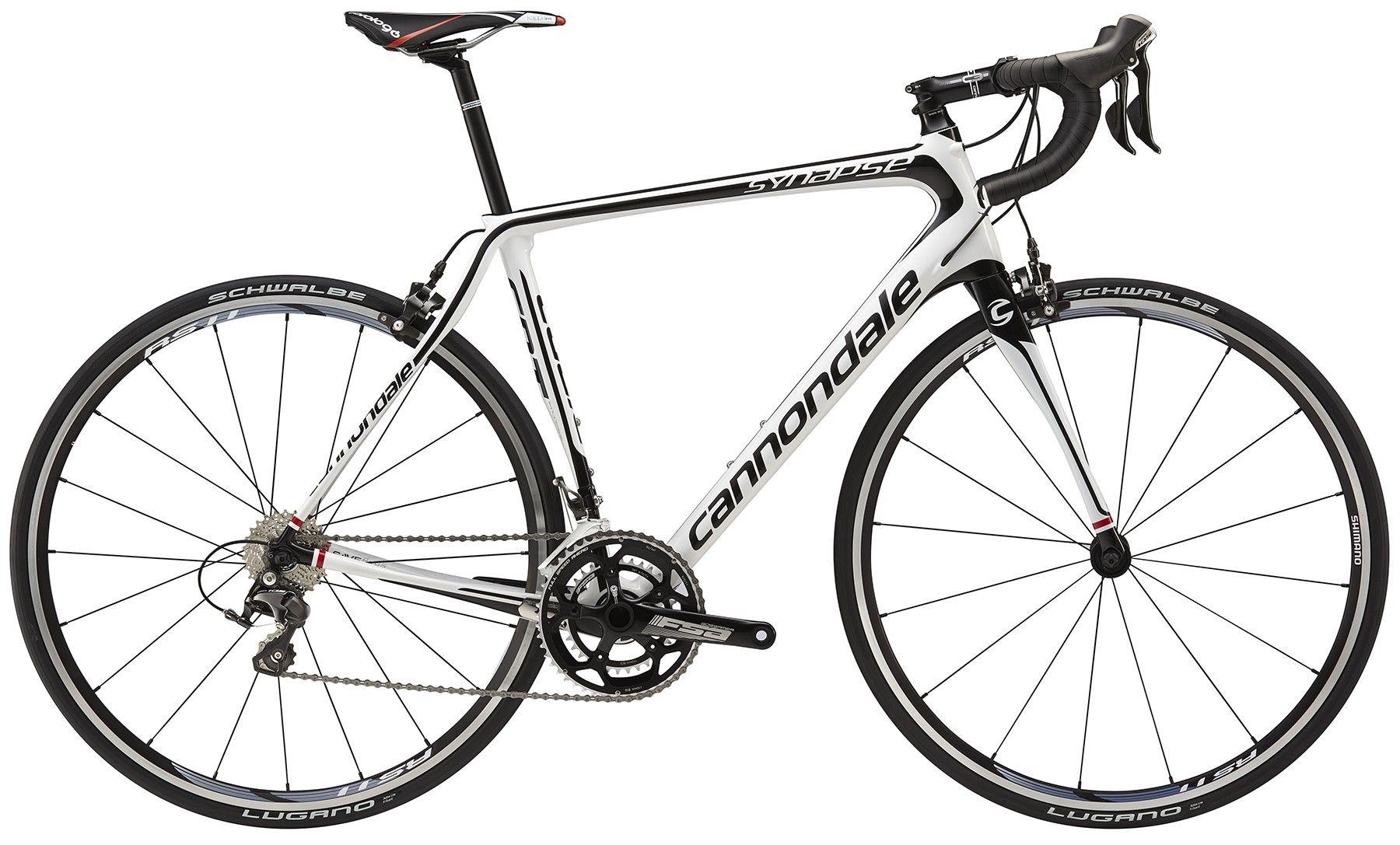 Cannondale Synapse Carbon 105 5 56 Cm Frame Cannondale Best Road Bike Road Bikes