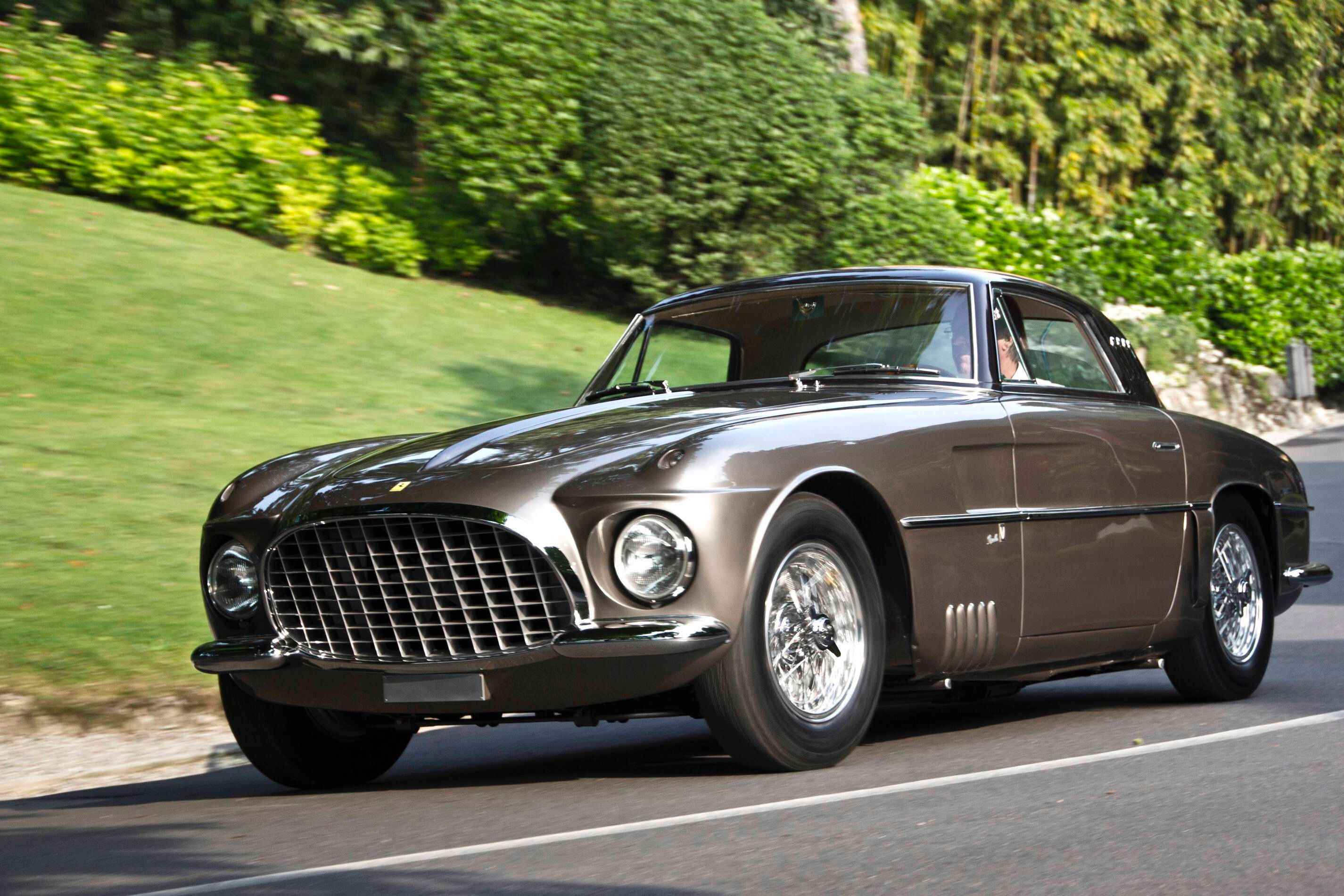 1954 Ferrari 250 Vignale Coupe. Classic cars, Super cars