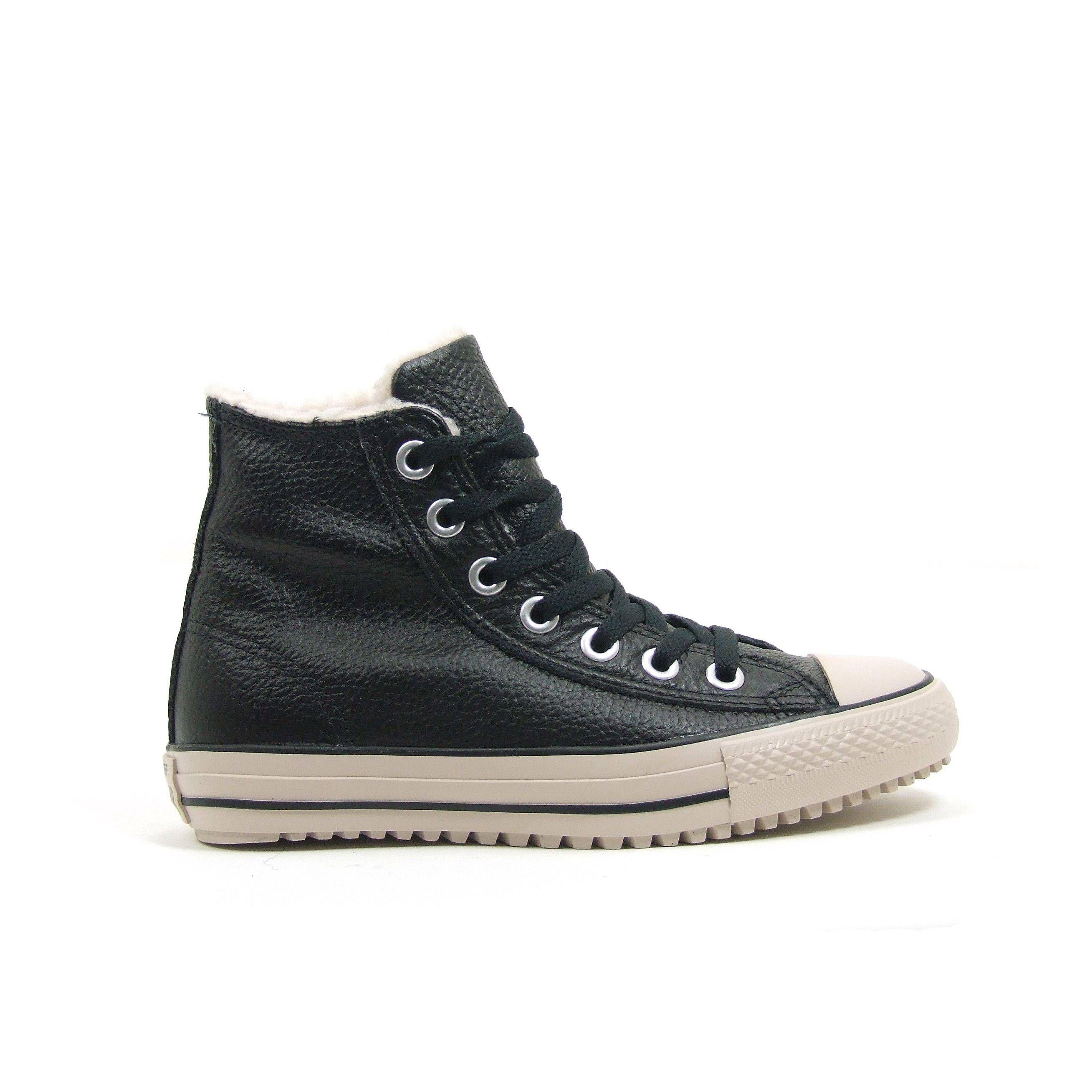 Converse All Star boot | damesschoen | Zwart bij Shoehoo ...