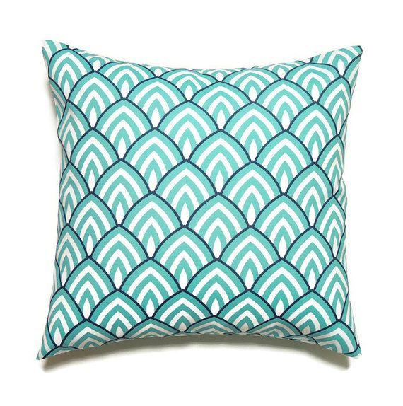 Kailano Geometric Throw Pillow Oxford