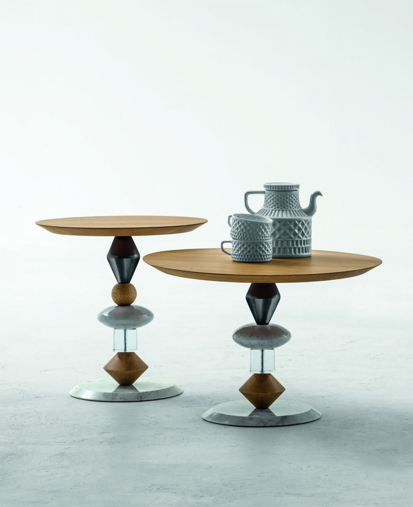 Pandora A Coffee Table A Side Table Comination Of Marble Glass Gold Platinum Discover It [ 1720 x 1400 Pixel ]