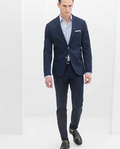 how to wear a suit no tie