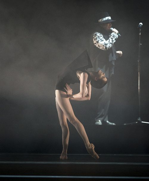 "The Royal Ballet in ""Carbon Life"""