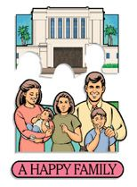 """Happy Family """"Puzzle"""""""