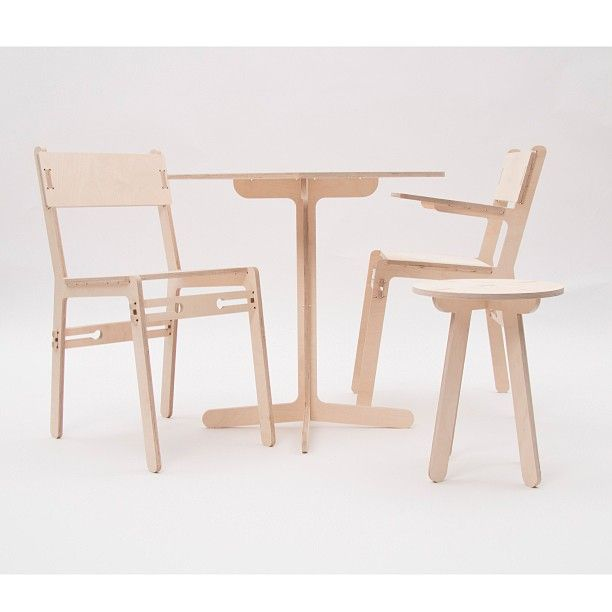 UNIT A flat pack furniture collection ready to assemble