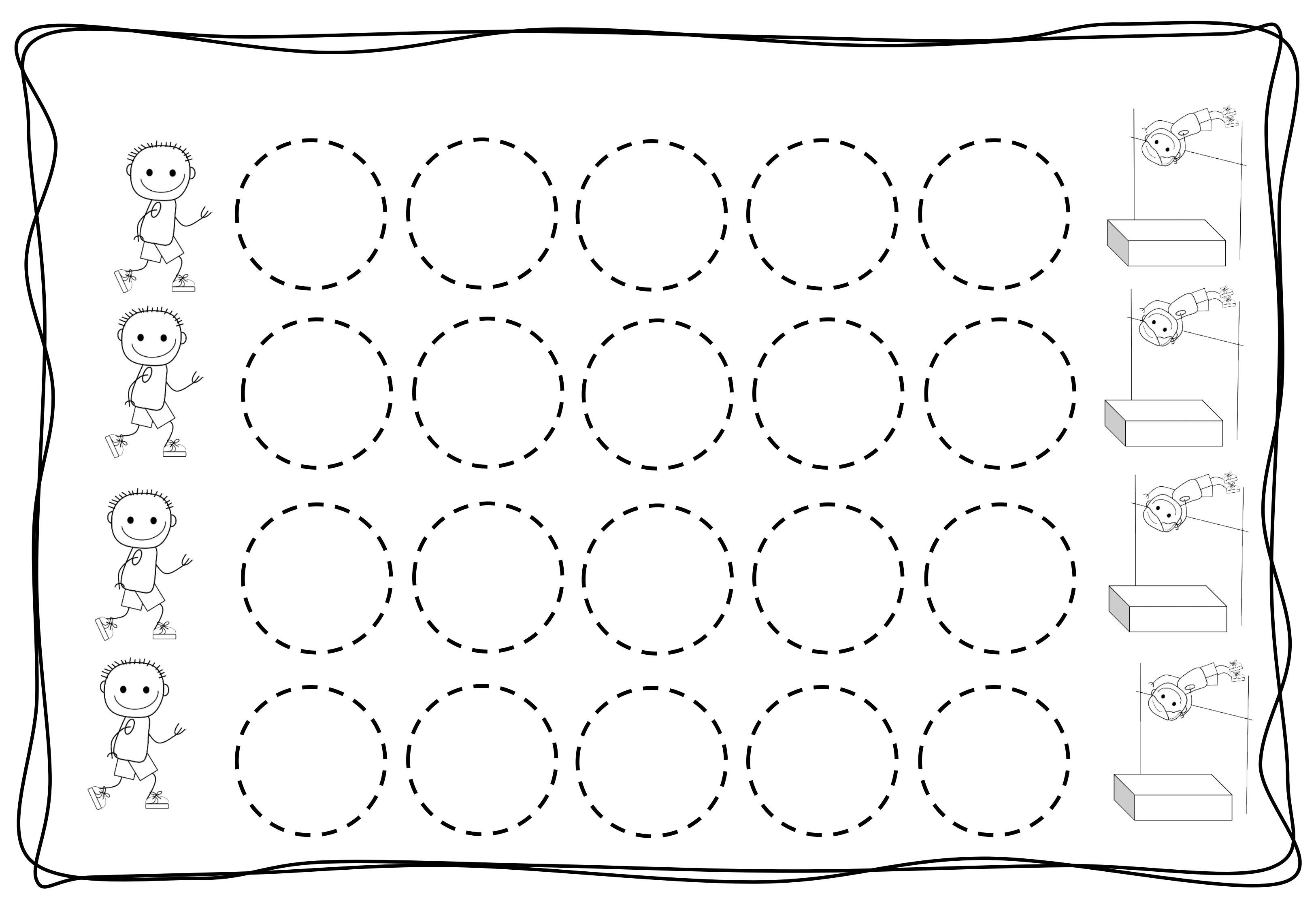 how to draw circles on calsspad