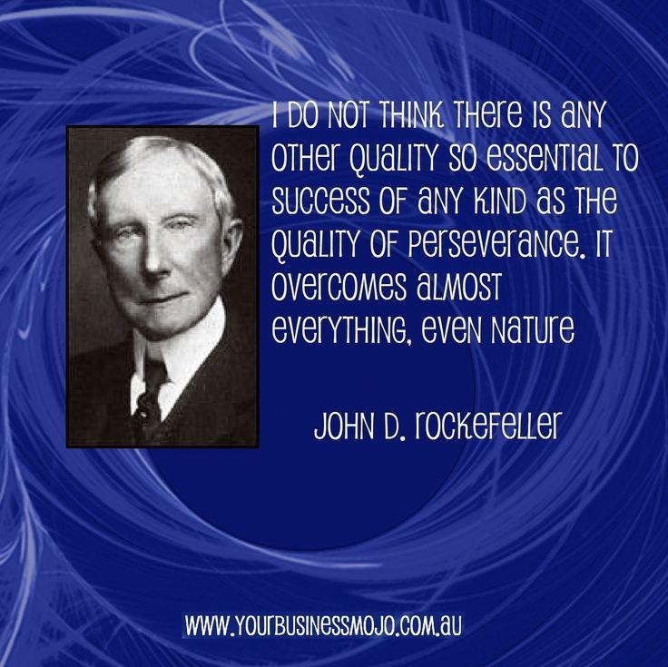 John D Rockefeller Quotes Quotes Quotes Quotes By Famous