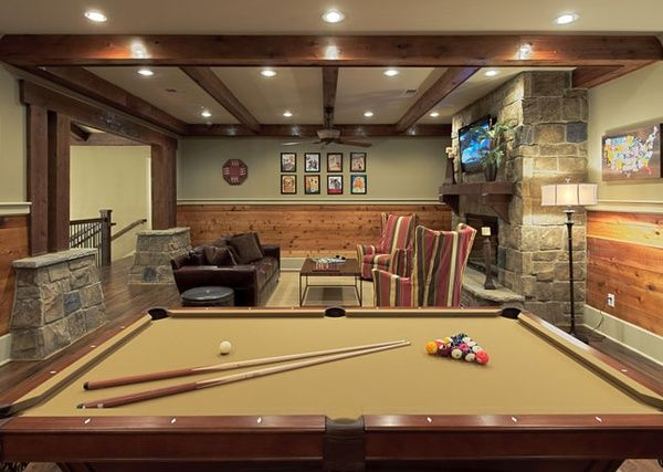 Clubrooms Featuring Gamerooms With Large Screen Plasma Screen Televisions Comfortable Seating Foosball And Poo Apartment Communities Game Room Basement Home Entertainment