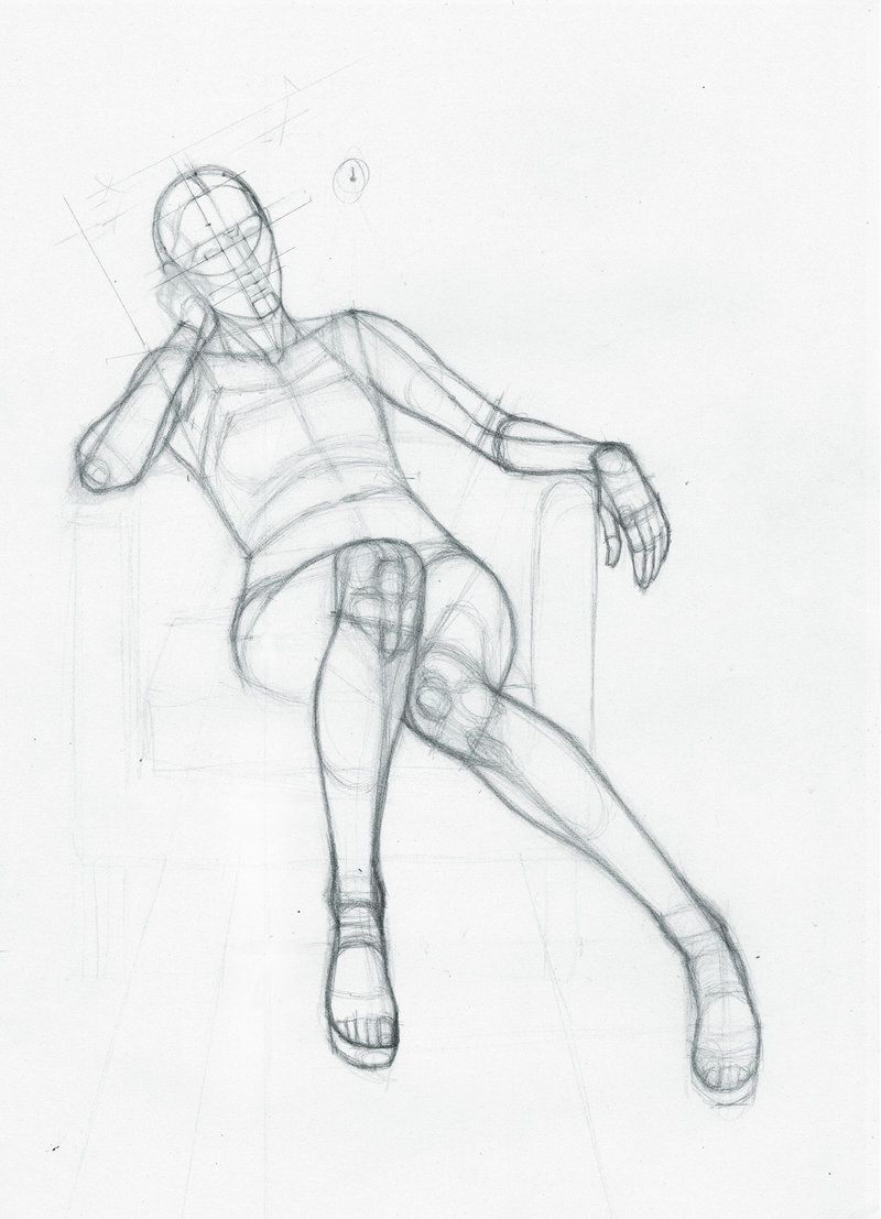 http://stefanolanza.deviantart.com/art/Study-578129269 | anatomia-d ...