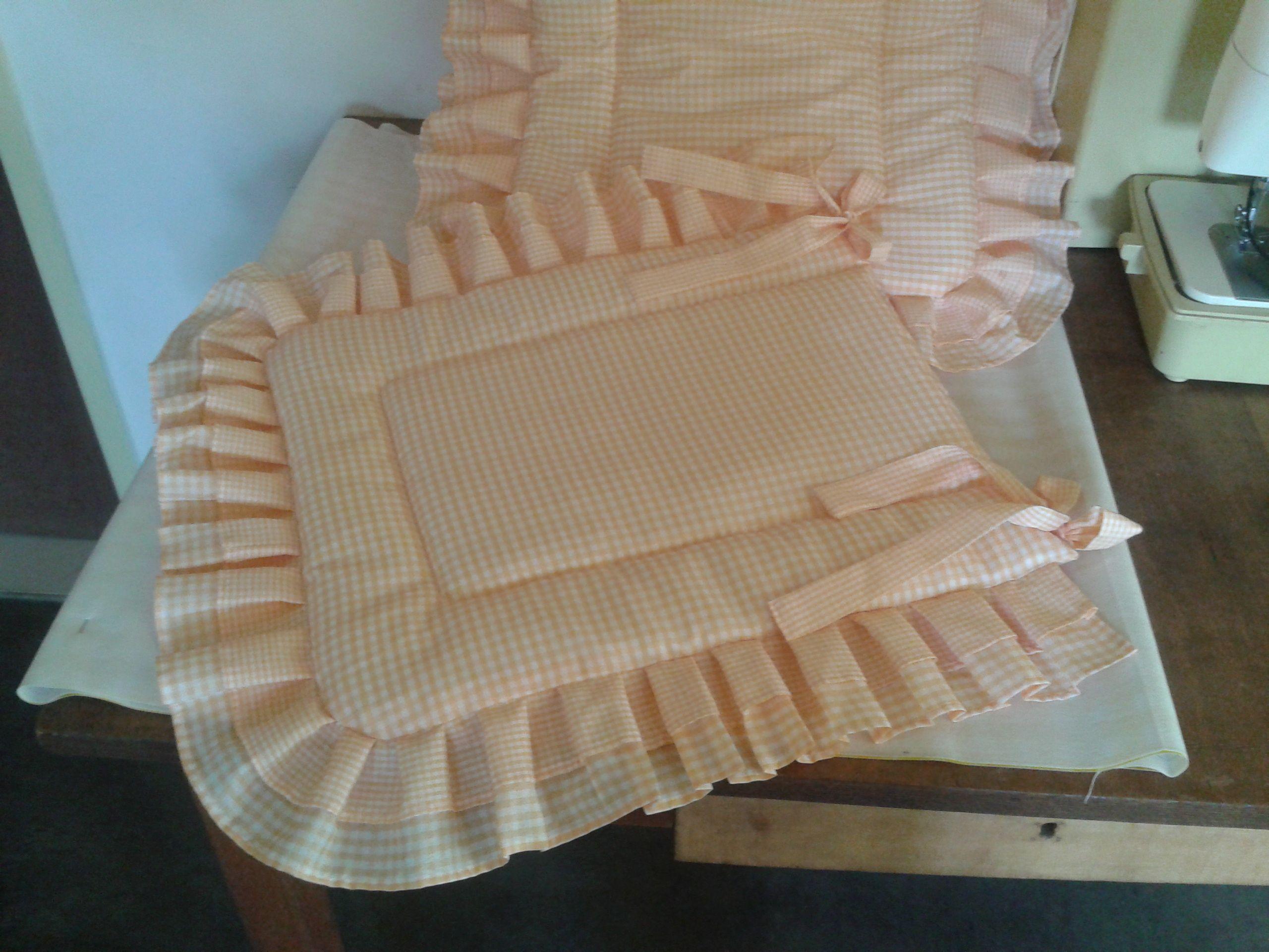 Cojin para silla de comedor mis trabajos for Cojin para sillas