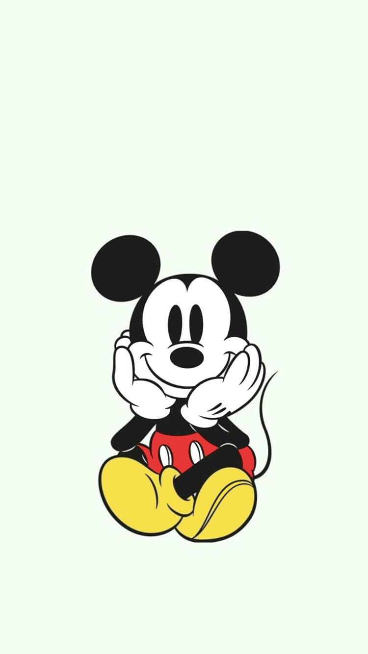 Mickey Mouse Anime Wallpaper Iphone Disney Mickey