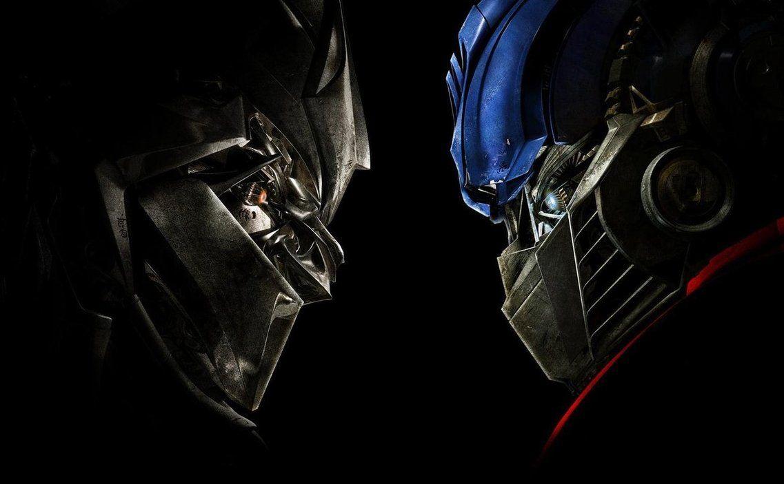 Decepticon Vs Autobots With Images Optimus Prime Transformers