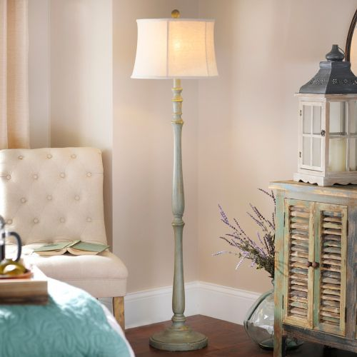 Kirklands Floor Lamps Cape Cod Gray Floor Lamp  Grey Floor Lamps Gray Floor And Floor Lamp