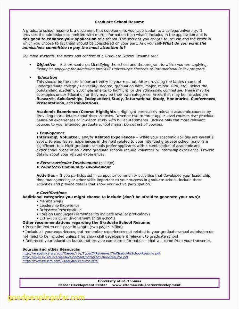 25 Nursing Cover Letter Examples Resume For Graduate School Best Resume Template Resume Examples