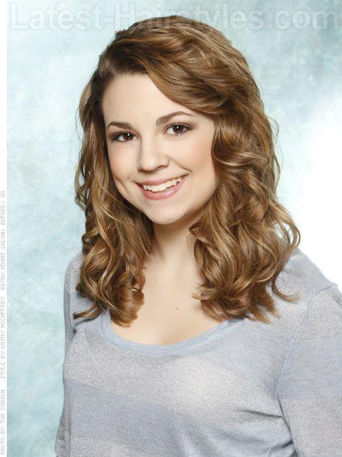Outstanding 1000 Images About Teen Hairstyles On Pinterest Curls Medium Short Hairstyles Gunalazisus