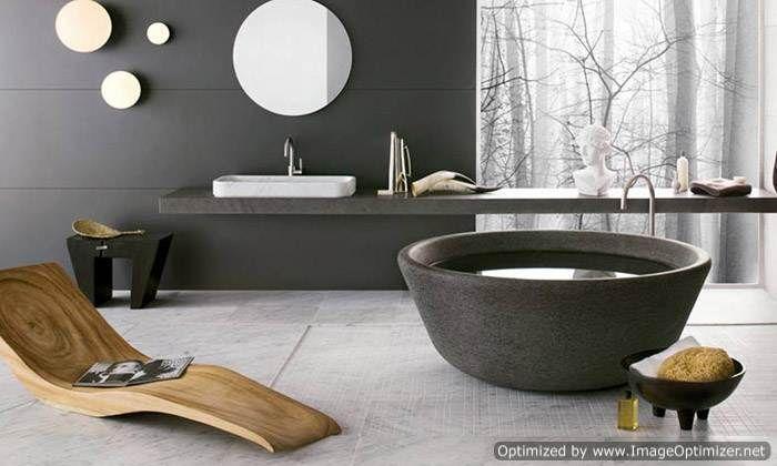 Bathroom equipment and furniture zen italian brand neutra