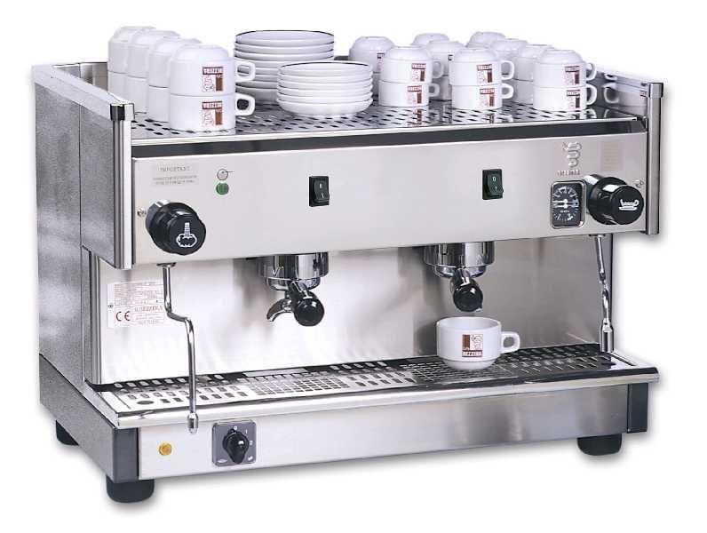 Bezzera B2p 2 Group Espresso Coffee Machine Bistro Range