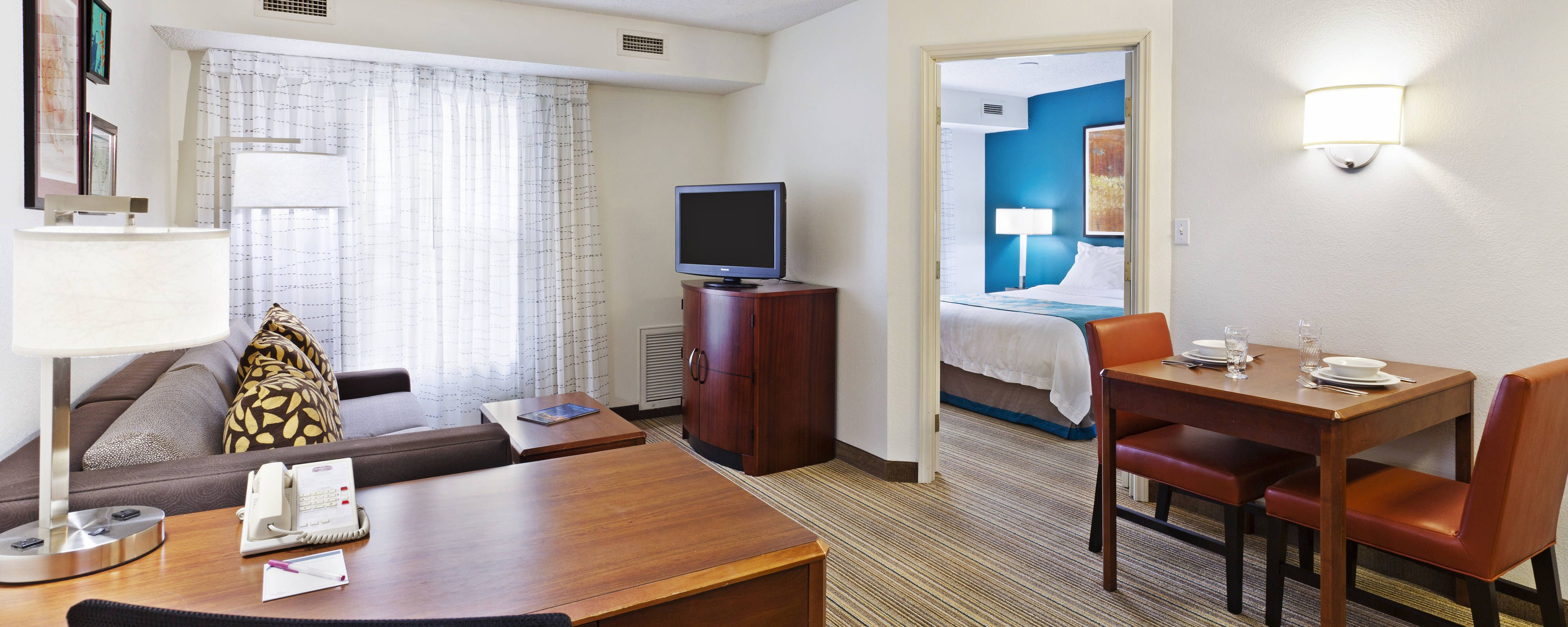 Book a short or extended stay at Residence Inn Austin