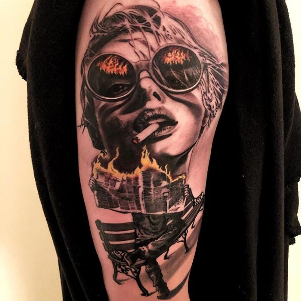 Megan jean morris in 2020 world famous tattoo ink cool