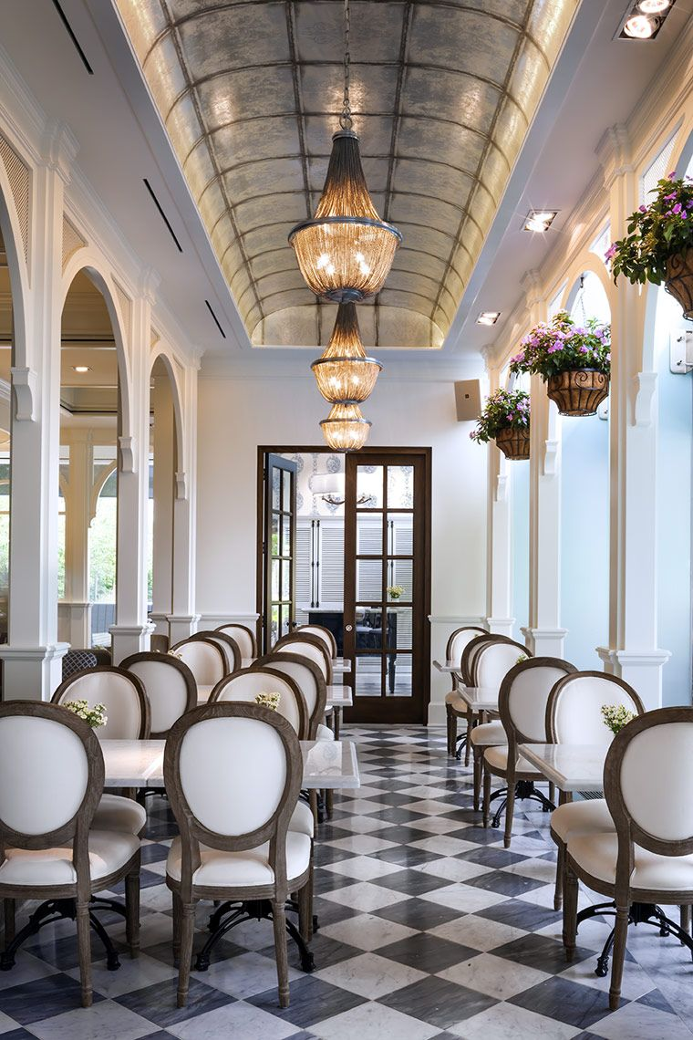 european colonnade, restoration hardware chairs, colette grand